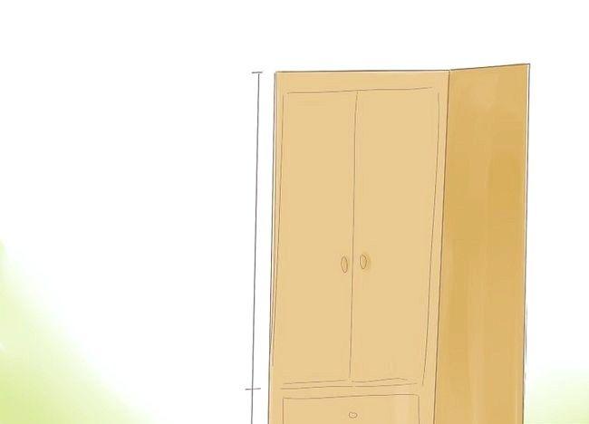 Imaginea intitulată Organizați un mic dulap Pas 5