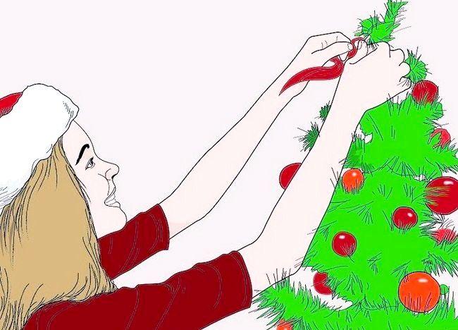 Imaginea intitulată Bucurați-vă de ziua de Crăciun petrecută de unul singur Pasul 1