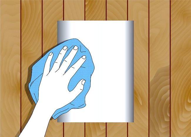 Imagine intitulată Paint Sheet Metal for Home Decorating Pasul 2
