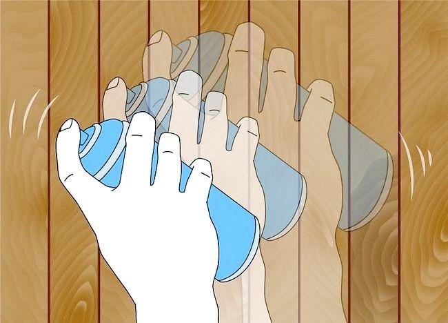 Imagine intitulată Paint Sheet Metal for Home Decorating Step 7Bullet1