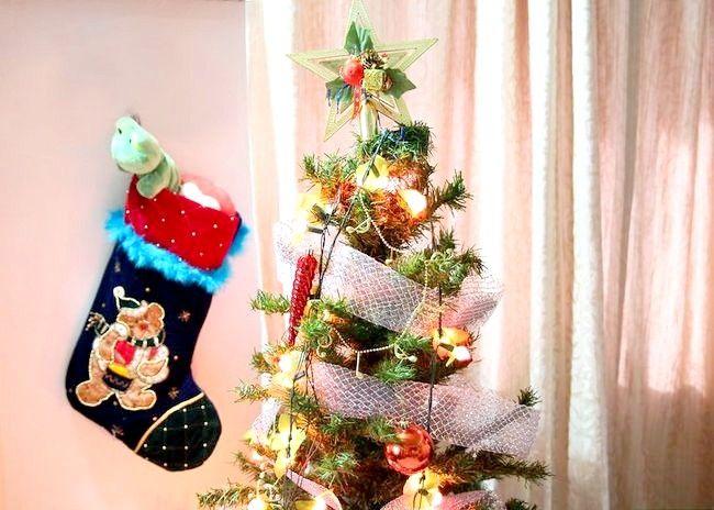 Imaginea intitulată Fii plin de spiritul de Crăciun Pasul 15