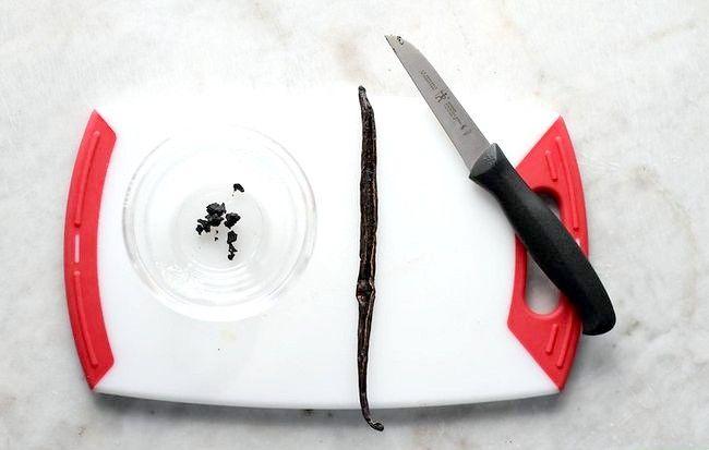 Cum se prepară crema de vanilie