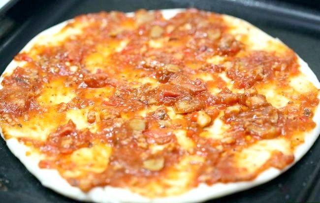Imaginea intitulată Faceți o pizza sănătoasă Pasul 1