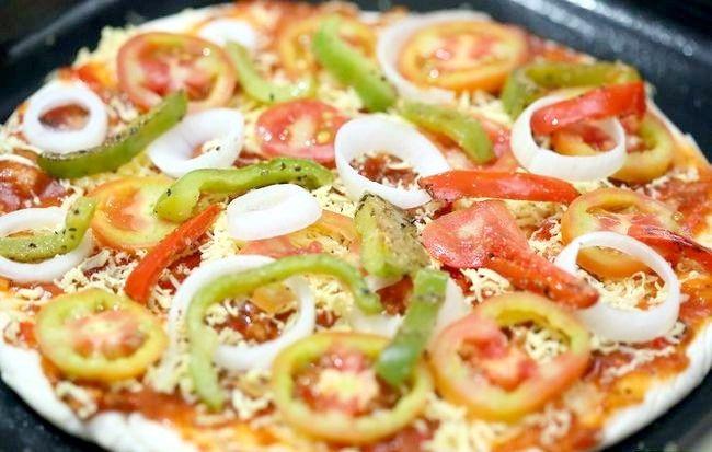 Imaginea intitulată Faceți o pizza sănătoasă Pasul 3