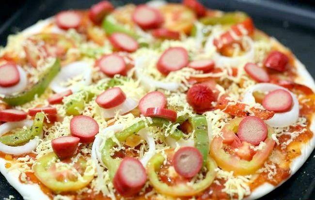 Imaginea intitulată Faceți o pizza sănătoasă Pas 5