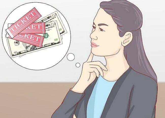 Cum să dai cuiva cu bilete