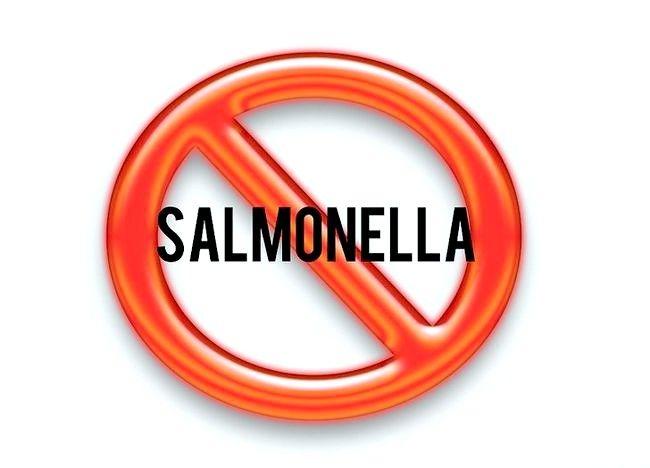 Cum să preveniți infecțiile cu Salmonella