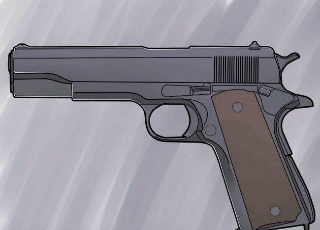 Cum să vă îndreptați rapid și să trageți cu o armă