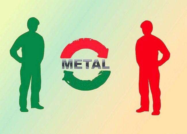 Cum se reciclează metalele