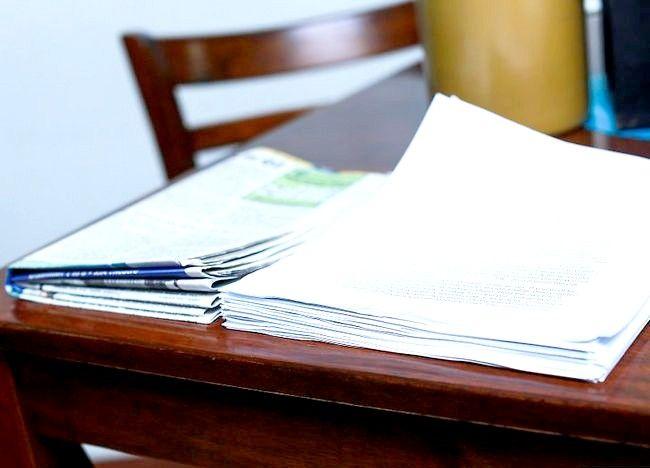 Imaginea intitulată Recycle Paper Step 11