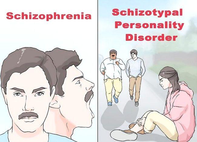 Imaginea intitulată Recunoaște tulburarea de personalitate schizotipală Pasul 7