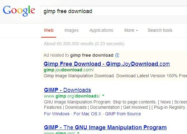 Imaginea intitulată Eyes red pe fotografii utilizând GIMP Pasul 1