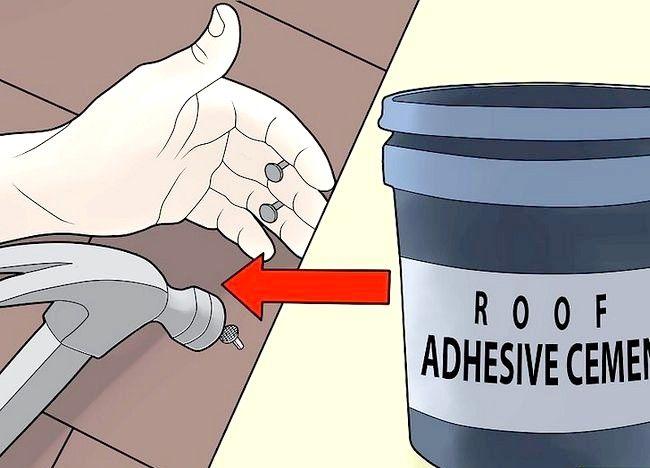 Imaginea intitulată Reroof your House Pasul 19
