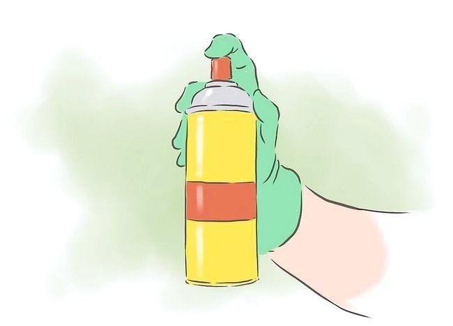 Imaginea intitulată Strip Paint Step 1