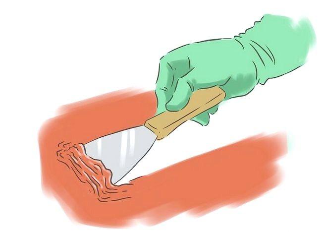 Imaginea intitulată Strip Paint Step 3