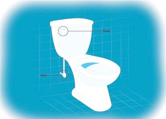 Cum să eliminați un vas de toaletă