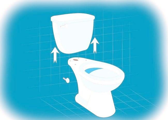 Imaginea intitulată Eliminați un toaletă Pasul 2