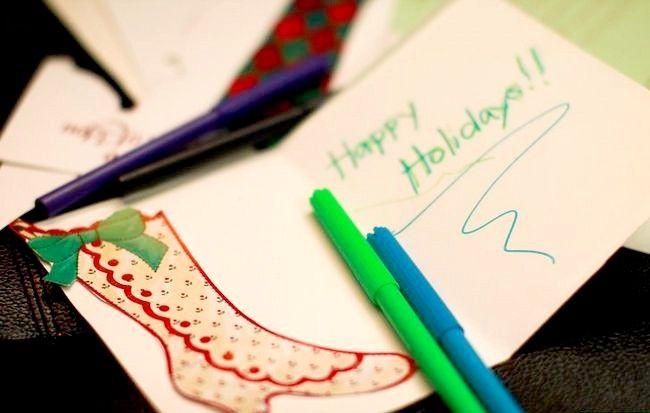Imagine intitulată Recycle Christmas Cards Step 13Bullet6