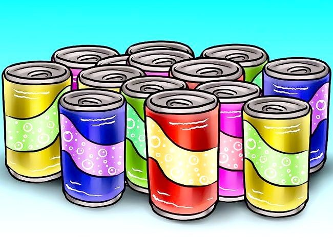 Imaginea intitulată Reciclarea recipientelor pentru decorarea grădinii Pasul 2
