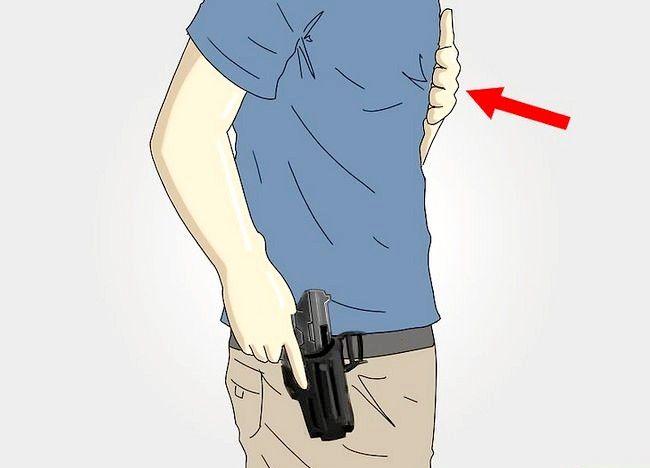 Cum să renunțați la un pistol rapid