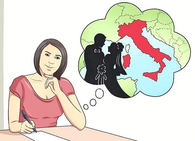 Cum să te căsătorești în Italia