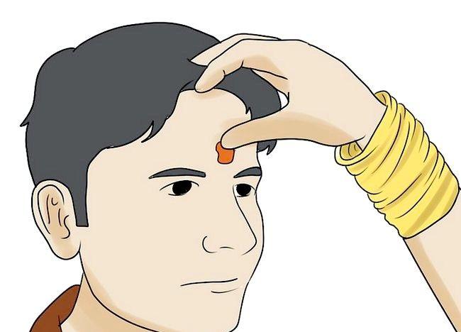 Imagine pentru a converti în hinduism Pasul 1