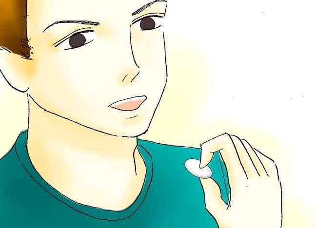 Imaginea intitulată Îndepărtați acneea adolescentă Pasul 10