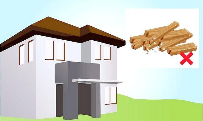 Imaginea intitulată Îndepărtarea termitelor Pasul 1