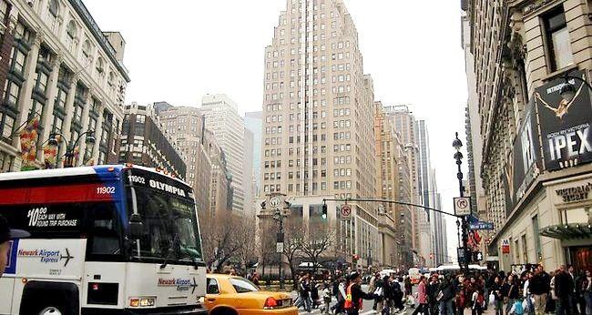 Cum se mută în New York