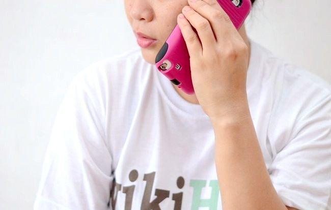 Imaginea intitulată Protejați-vă când utilizați un telefon mobil Pasul 5