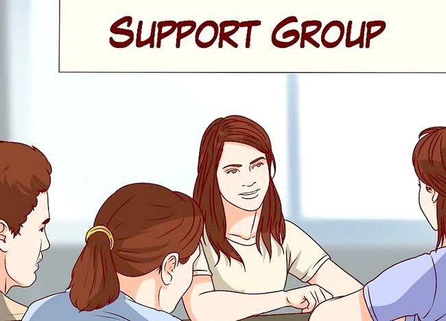 Imaginea intitulată Recuperarea de la o tulburare de tulburare de anxietate Pasul 5