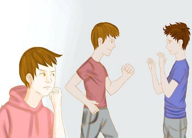 Cum sa devii un prieten al inamicului tau
