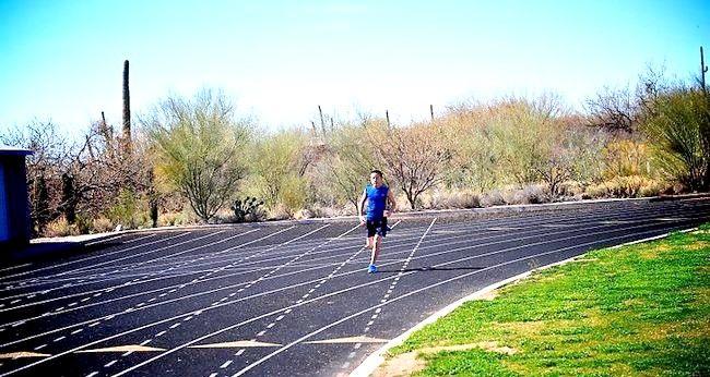 Cum să devii un alergător rapid