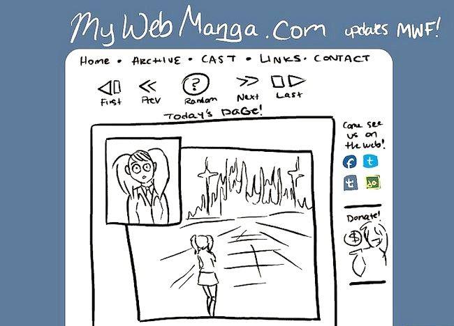 Imagine intitulată Deveniți un Manga Ka Pasul 7