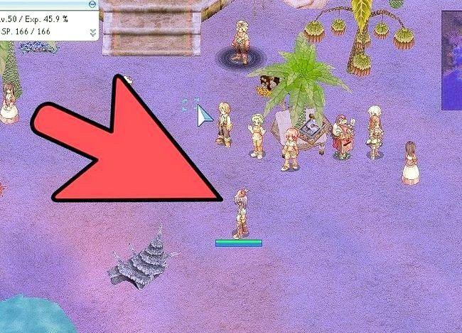 Cum sa devii o Odalisca in Ragnarok Online