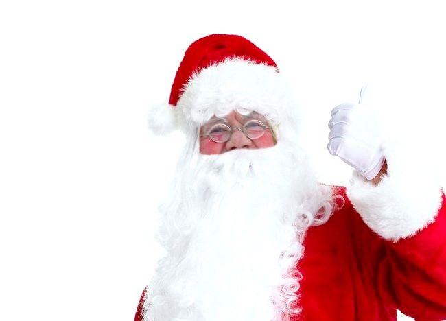 Imagine despre Dress Up As Santa Claus Pasul 8