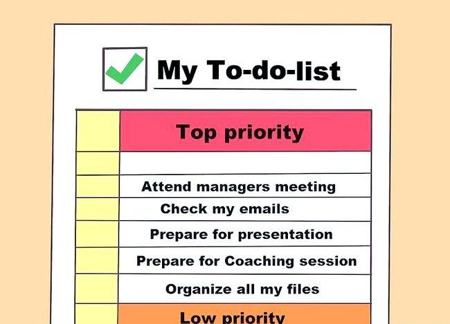 Imaginea intitulată Îmbunătățirea abilităților organizaționale Pasul 1