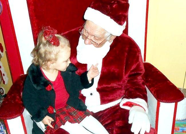 Imagine intitulată Fii un bun Moș Crăciun Pasul 3