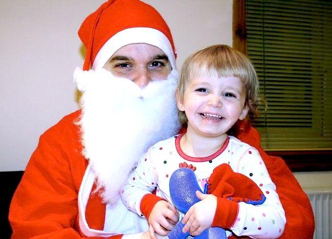 Imaginea intitulată Fii un bun Moș Crăciun Pasul 4
