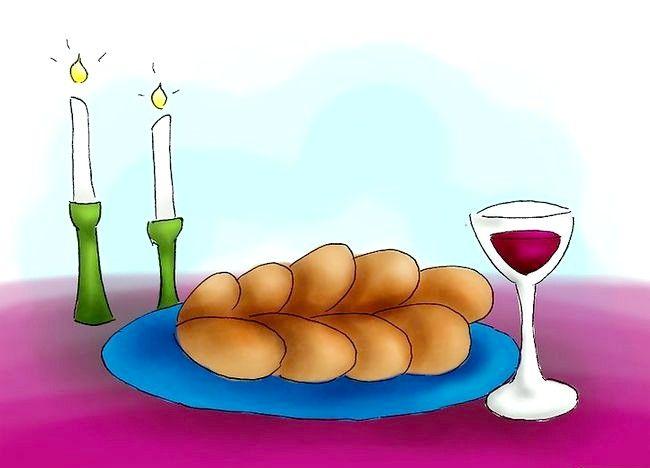 Imagine cu titlul Fiți un oaspete non-evreu respectat la o cină de sărbătoare evreiască Pasul 04