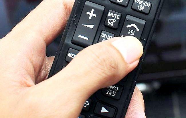 Imaginea intitulată Tunează-ți telecomanda de la cer cu ajutorul televizorului Pasul 5