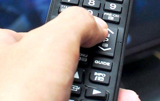 Imaginea intitulată Tunează-ți telecomanda prin Sky cu televizorul Pasul 6