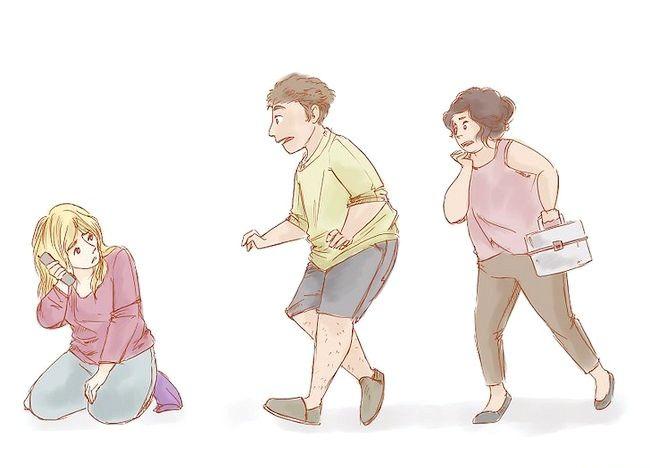 Imagine intitulată Supraviețuiți unui atac de inimă când sunteți singura Pas 5