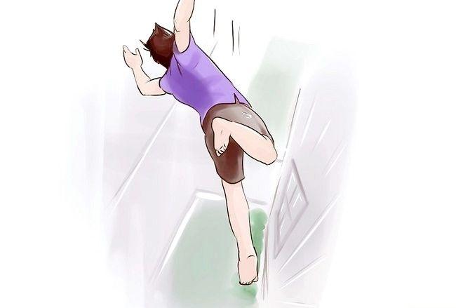 Cum să supraviețuiești unei căderi de două etaje