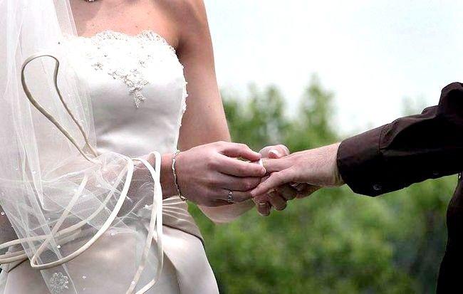 Cum sa faci o nunta verde