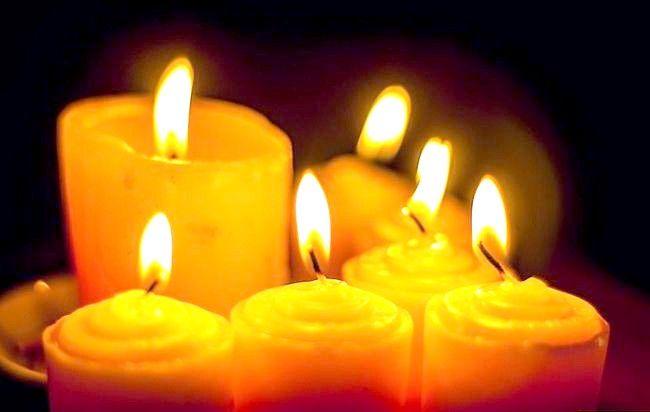Imaginea intitulată Fotografiați cu lumânarea lumânărilor Pasul 6