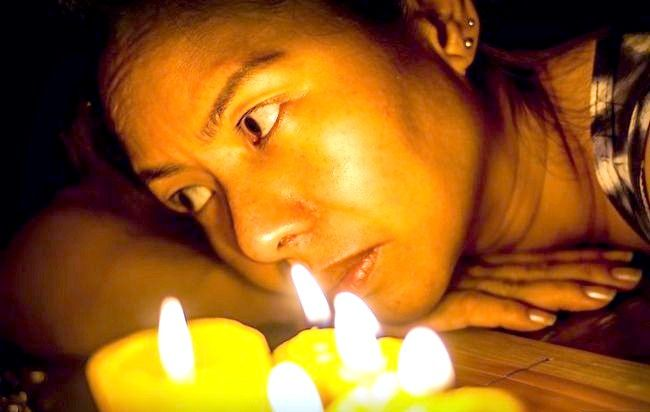 Imaginea intitulată Fotografiați cu lumânarea lumânărilor Pasul 7