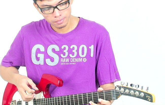 Imaginea intitulată Redați Blues on Guitar Pasul 1