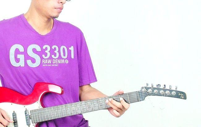 Imaginea intitulată Redați Blues on Guitar Pasul 11