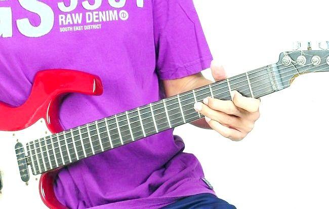 Imaginea intitulată Redați Blues on Guitar Pasul 12